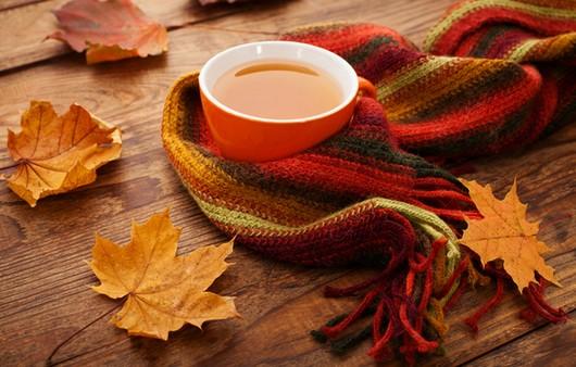 Фотообои Осеннее настроение