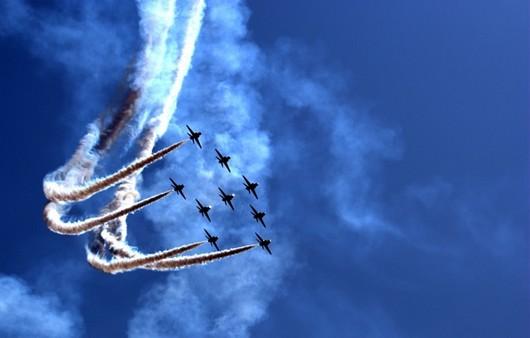 Парад авиатехники