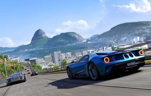 Фотообои Игра Forza Motosport 6