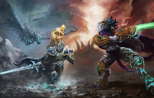 Фотообои Игра Heroes of the Storm