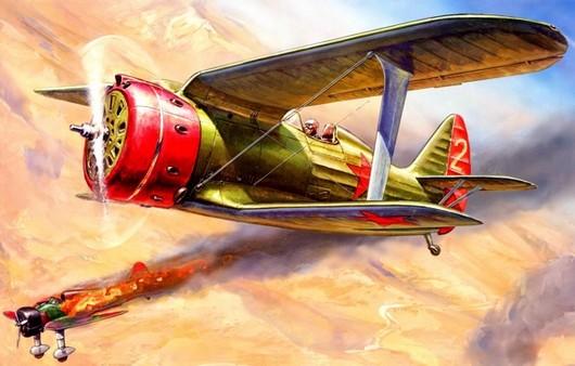 Самолет Поликарпов