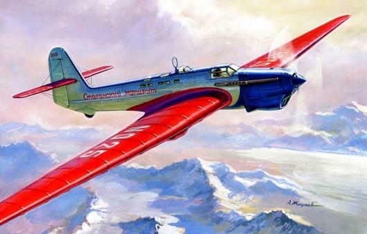 Самолет АНТ-25