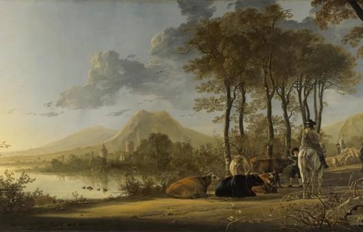 Картина Альберта Кепка