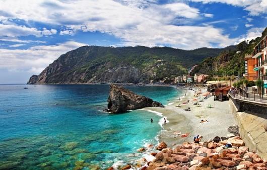 Фотообои Набережная Италии