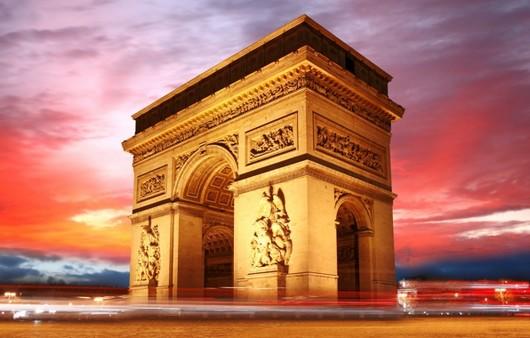 Фотообои Триумфальная арка