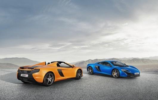 Суперкар McLaren