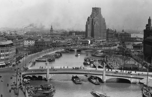 Шанхай 1930х годов