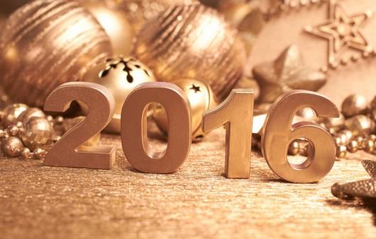 Новый год 2016