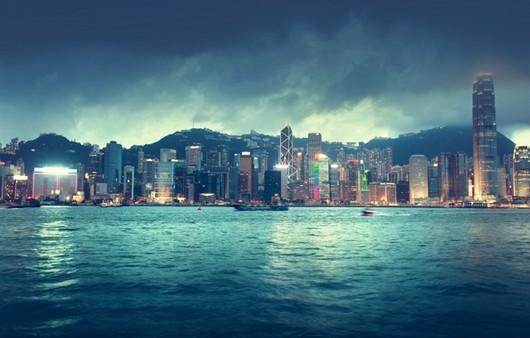 Город Hong Kong