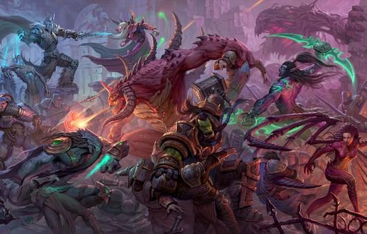 Игра Heroes of the Storm
