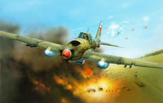 Самолет ИЛ-2М