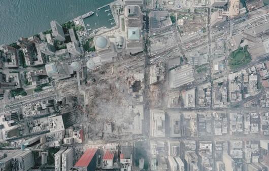 Нью-Йорк после 11 сентября