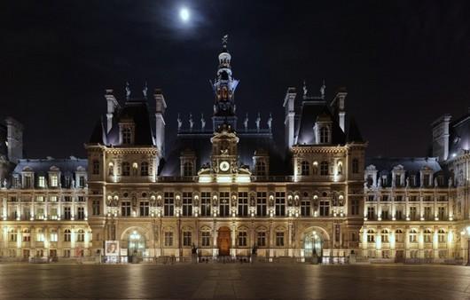 Отель-де-Виль во Франции
