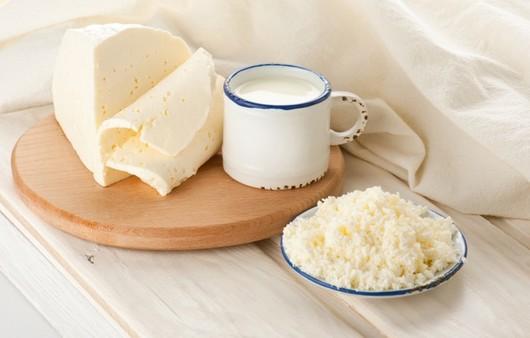 Молочный завтрак