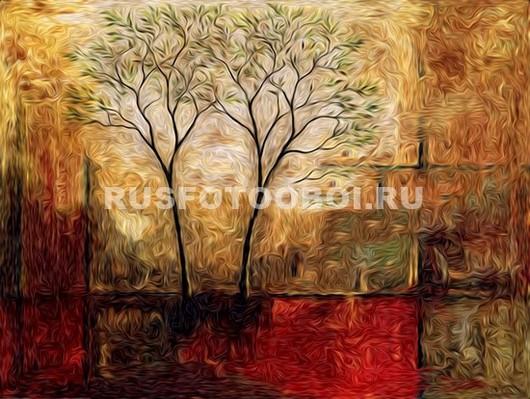 Фотообои Деревце