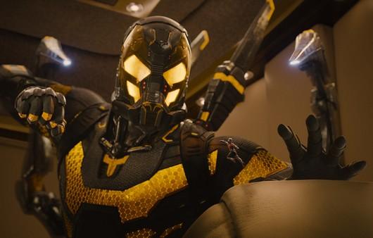 Герой из фильма Ant-Man