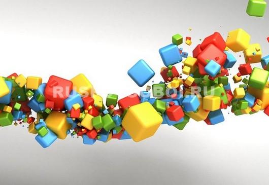 Волна кубиков