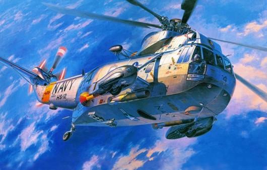 Вертолет S-61