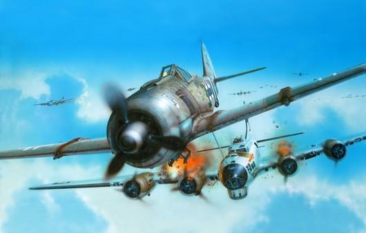 Самолет FW-190A