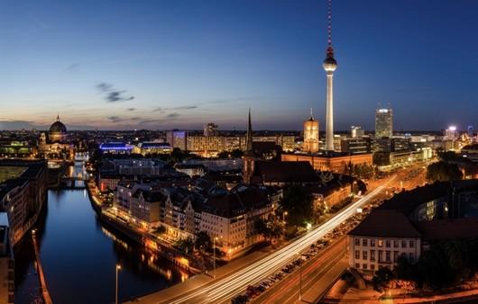 Город Берлин