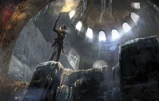 Игра Tomb Raider