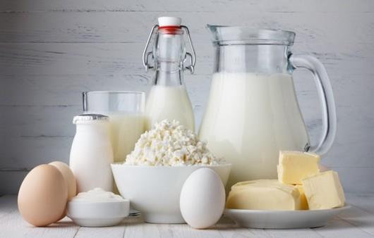 Фотообои Молочные продукты