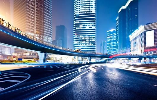 Город в движении
