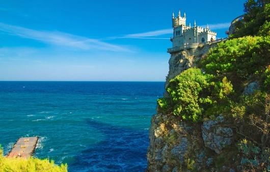Замок в Крыму
