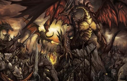 Фантастика dragon war
