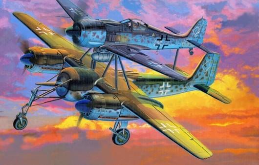 Самолет Focke Wulf