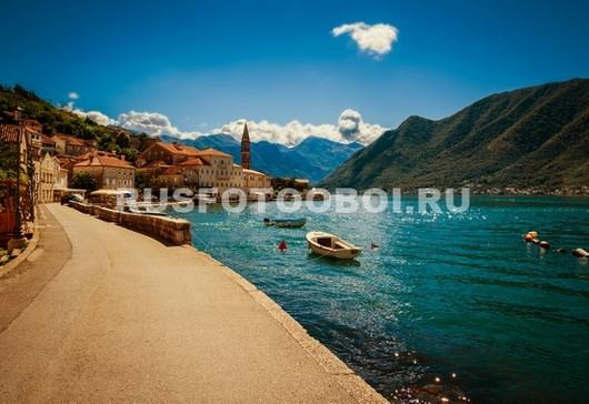 Фотообои Черногория
