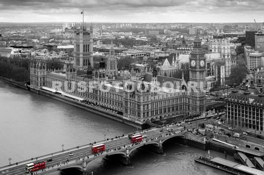 Парламент вид сверху