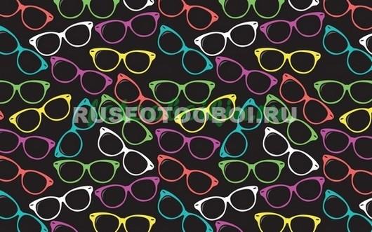 Узор очки