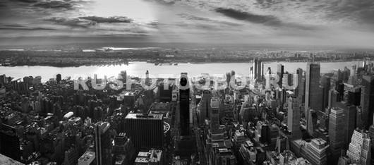 Фотообои Панорама с Нью-Йорком