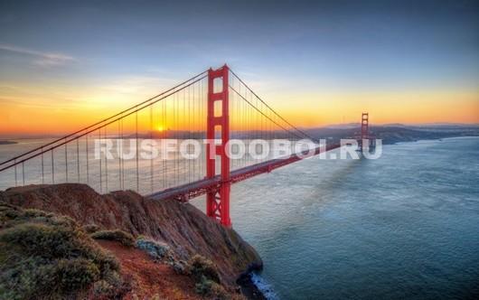 Золотой мост США
