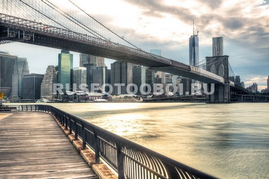 Нью-Йорк после дождя