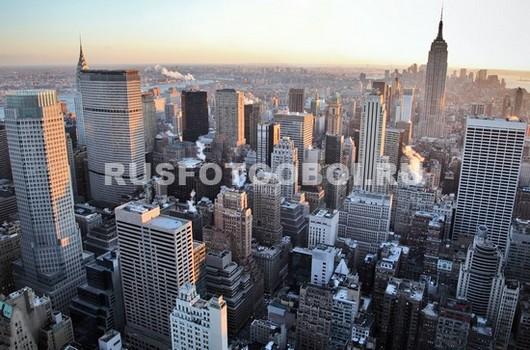 Нью-Йорк на рассвете