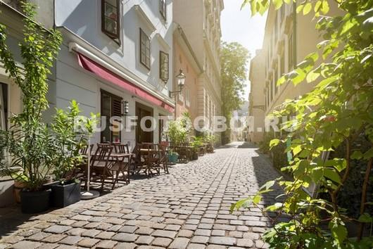 Кафе на улице