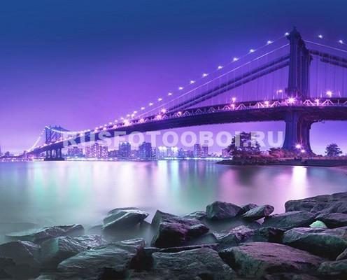 Фотообои Красивый мост