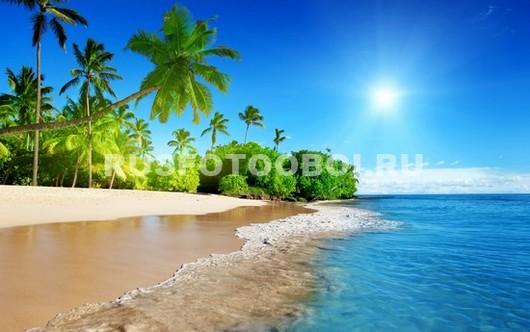 Пляж 3Д
