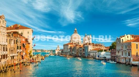 Фотообои Венеция 3д