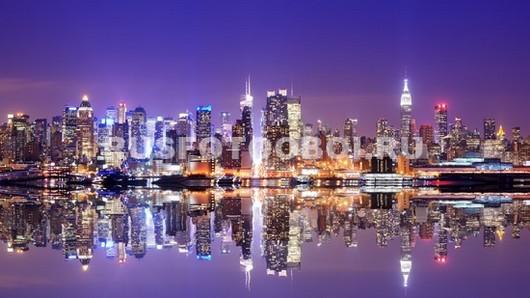 Нью-Йорк побережье