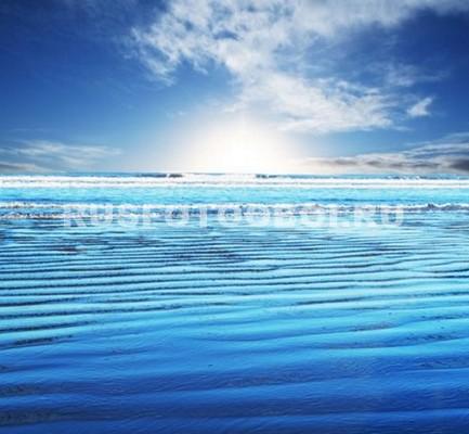 Фотообои Песчаный берег