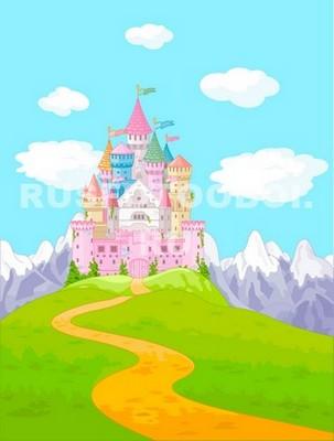 Сказочный замок фей