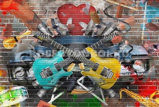 Граффити Музыка