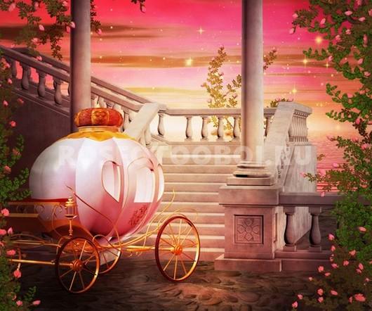 Волшебная карета принцессы