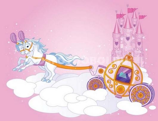 Карета принцессы