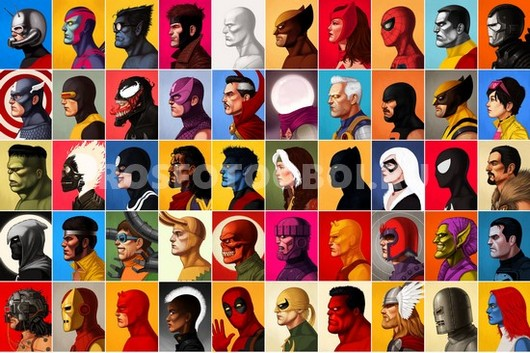 Все супергерои