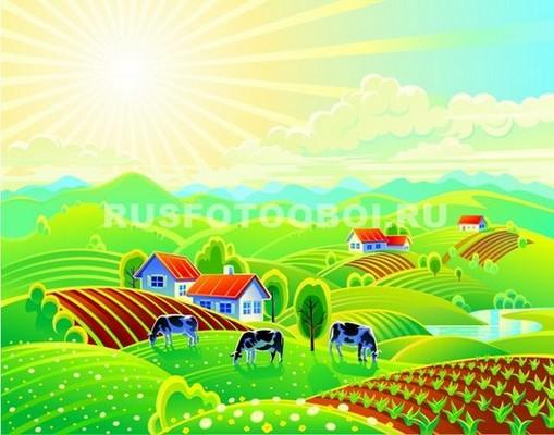 Фермерские угодья