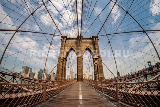 Фотообои На Бруклинском мосту